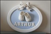 Nanda Lorens - Bebê Arthur